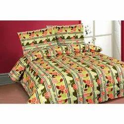 Floral Print AC Cotton Comforter