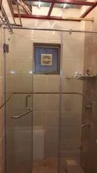 Washroom Glass partition