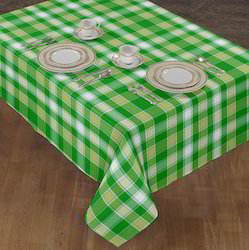Check Dobby Table Cloth