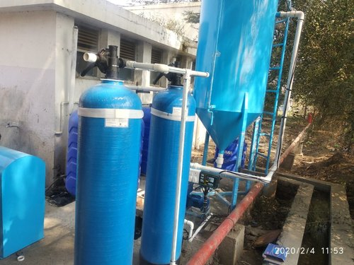 Water Recycling Pant (ETP)