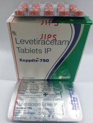 Levetiracetam 750mg Tablets(Keppdix 750)