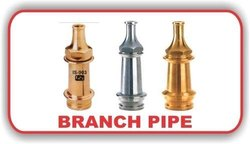 Branch Pipe-Short, Stainless Steel