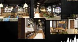 Cafeteria Interior Design Services