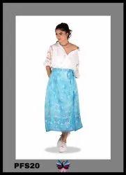 Fashion Printed Skirt