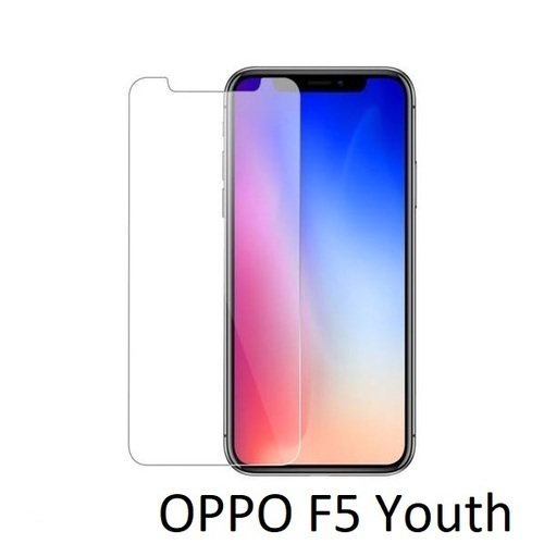 Oppo Youth Tempered Glass, F5