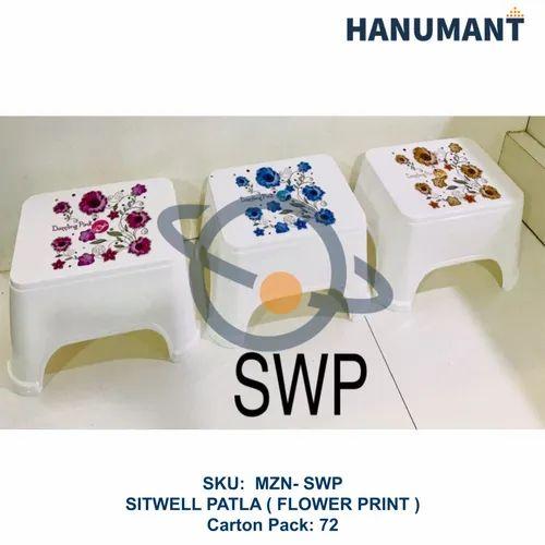 Sitwell Patla Flower Printed