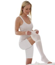 Anti Embolism Stockings Knee High Pair