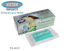 Anchor White Non Sterile Latex Gloves