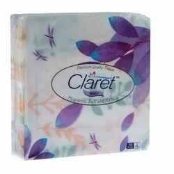 33 x 33 mm Claret Tissue Paper Napkins
