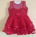 Kids Girls Fancy Multicolour  Dresses