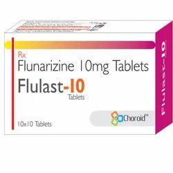 Flulast 10 Tablet