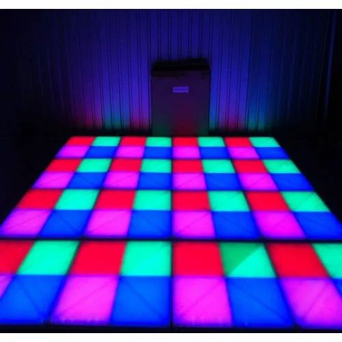 Led Dance Floors, For Indoor, Rs 2100 /square feet Lightogram Lighting  Control And Solution   ID: 21446459697
