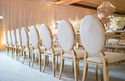 Luxury Wedding Chair