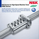 Nsk Metric Series Ball Screws