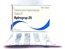 Hydroxyzine Hydrochloride 25 Mg Tablets