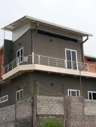 concrete cement flyash INTERLOCKING BRICKS, Size: 12x6x5 and 12x8x5