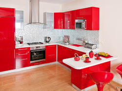 Kitchen Interior Design and Execution