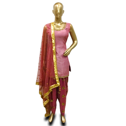 DHOTI SUIT WITH HEAVY DUPATTA PARTY WEAR CASUAL WEAR FESTIVE WEAR