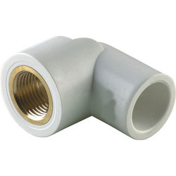 UPVC Brass Pipe Elbow