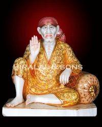 Sai Baba Dwarkamai Statue