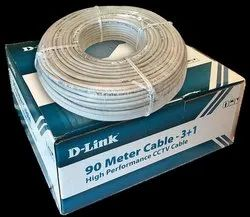 CCTV Cable 90 MTR