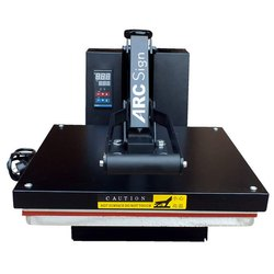 Flat Heat Press Machine 15x15 inches