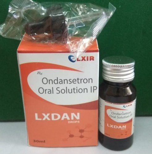 Ondansetron Oral Solution Ip Drops, Packaging Size: 30mL