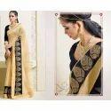 Cotton Silk Sarees, Length: 6 M