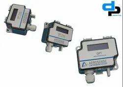 Aerosense Model DPT 2500-R8-3W Differential Pressure Transmitter Range 0-250 Pascal