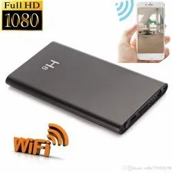 Spy Camera H8 P2P HD 1080P WIFI Mobile Power Bank