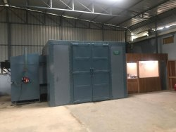 Waste Wood Fired Furnace kiln