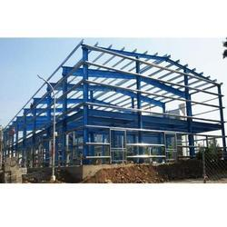 Steel PEB Building Structure
