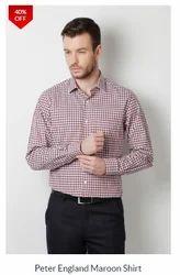PE Maroon Shirt