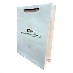 White Board Paper Bag