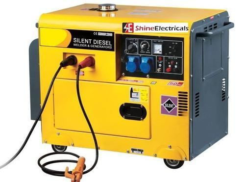 Portable Welding Generators
