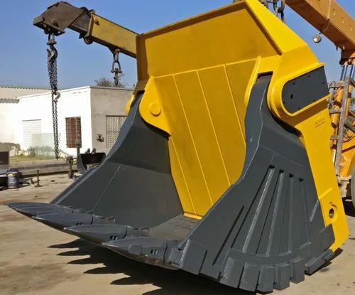 Komatsu Excavator Bucket & EXCAVATOR PINS Manufacturer from Kuchaman