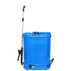 Manuel Sanitizer Spray Machine