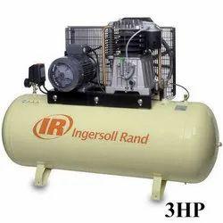 5 HP IR Ingersoll Rand Air Compressor