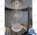 Staircases Duplex Chandelier