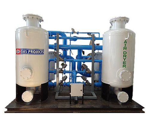 Sam Heatless Type Air Dryers, Regenerative Desiccant Dryer, 5 HP