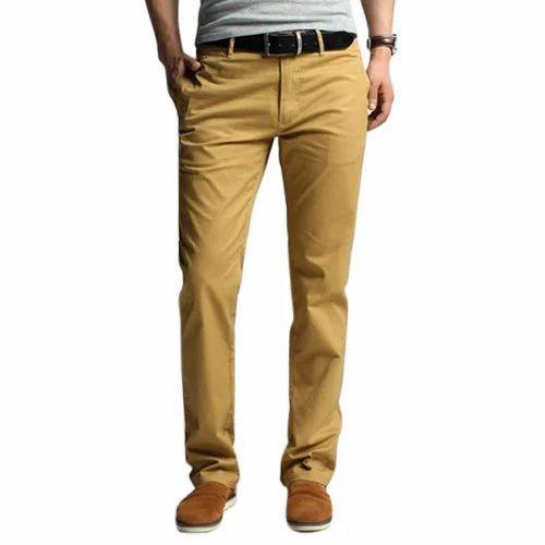 5ce204fbec5 Casual Wear Mens Casual Cotton Trouser