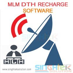 MLM DTH Recharge Software, India