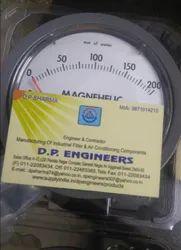 Setra Model 265 Differential Pressure Transducer Range 0-50 Inch