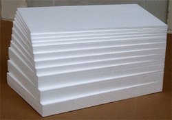 Normal EPS Rectangle Thermocol sheets, For Packaging, Thickness: 15mm