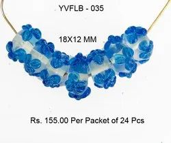 Lampwork Fancy Glass Beads - YVFLB-035