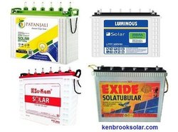 12 V Battery in solar invtar
