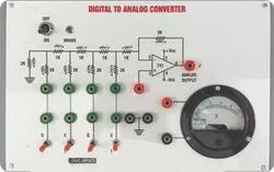 Digital To Analog Convertor