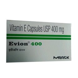 Vitamin E Capsules USP