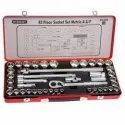 Stanley 12 Point Socket Set