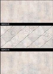 6043 (H, D) Hexa Ceramic Tiles Matt Series